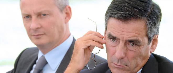 Bruno Le Maire est le premier ténor des Républicains à lâcher François Fillon.