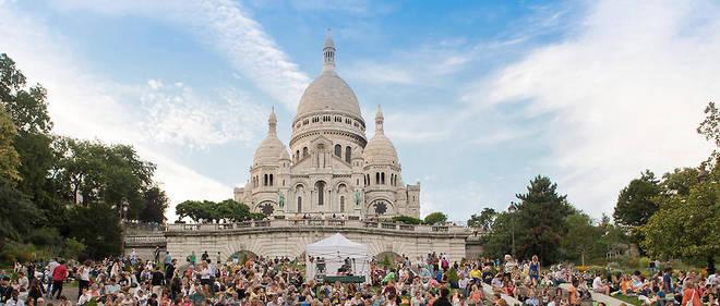 L'idée de construire le Sacré-Coeur naît en 1871 pour expier la défaite face aux Prussiens.