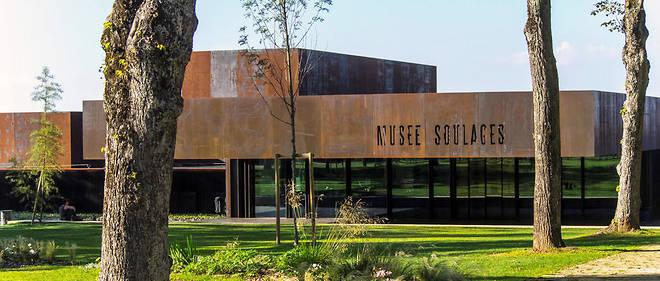 Le musée Soulages, pensé par les trois architectes, est l'un des travaux récompensés par le prix Pritzker.