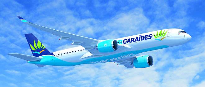 Deux A350 d'Air Caraïbes vont voler à la fin du mois vers la Guadeloupe et la Martinique.