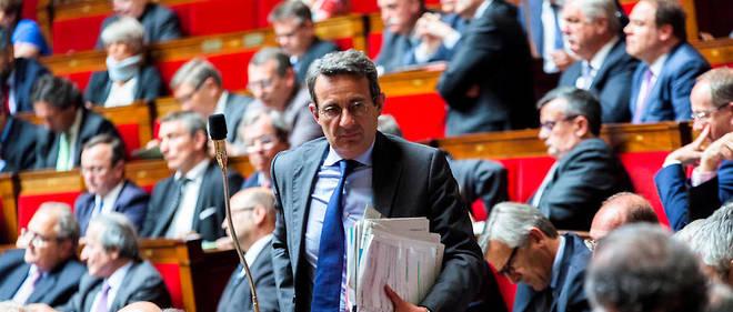 """Pour Jean-Christophe Fromentin, l'affaire Fillon doit être un """"point de départ pour rénover la vie politique""""."""