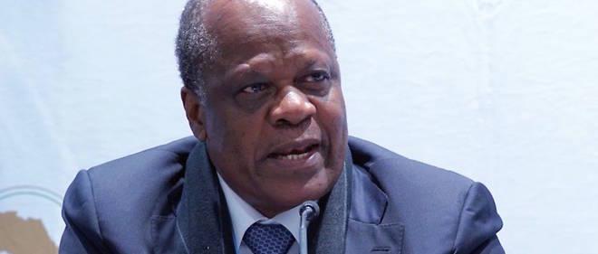 Henri Djombo est ministre de l'Agriculture, de l'Élevage et de la Pêche du Congo. Il va organiser à Amsterdam une conférence de bailleurs pour soutenir son pays.
