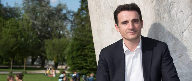 Eric Piolle, premier maire écologiste de France élu en 2014 à Grenoble.