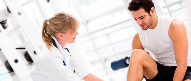 Les médecins devront remplir un formulaire, évaluer l'état de  santé du patient, et l'adresser à l'un des professionnels habilités à la  prise en charge du sport sur ordonnance.