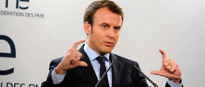 Lundi matin, Emmanuel Macron a été interrogé sur son refus de retarder l'âge de départ à la retraite par les petits patrons de la CPME.