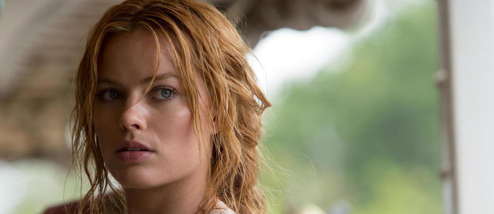Margot Robbie dans Tarzan.