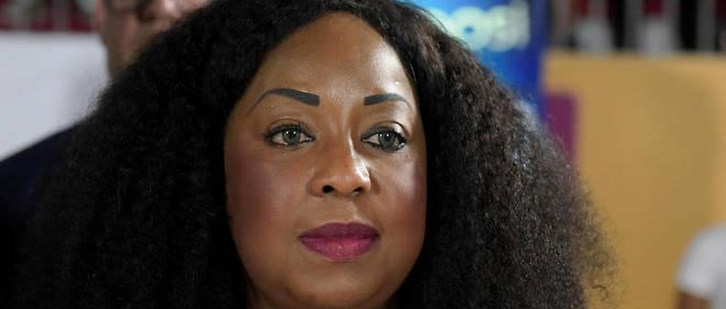 Fatma Samoura a été nommée secrétaire générale de la Fifa en mai 2016.