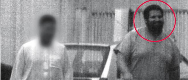 Fabien Clain à Toulouse, dans les années 2000. Le djihadiste était un proche de Farouk Ben Abbes, un temps soupçonné d'avoir voulu attaquer le Bataclan.