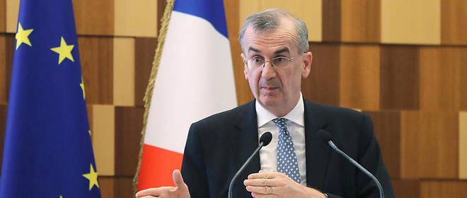 La Banque De France Leve Le Voile Sur Le Salaire De Son Gouverneur