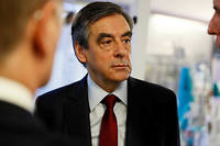 François Fillon est convoqué le 15 mars devant des juges d'instruction. ©THOMAS SAMSON