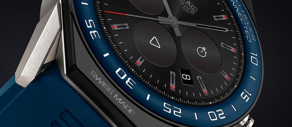 Idée originale, que seul un horloger suisse pouvait proposer : la possibilité de changer le cœur même de la montre.