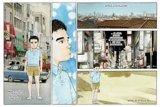 « La Forêt millénaire» est l'histoire d'un petit garçon qui habite en ville, mais dont la santé nécessite qu'il aille vivre à la campagne