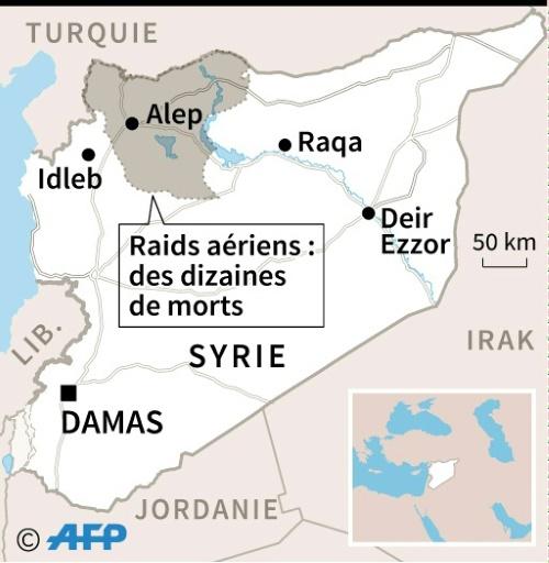 Syrie © AFP AFP