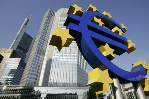 Le siège de la Banque centrale européenne (BCE) à Francfort, le 28 juin 2005 © JOHN MACDOUGALL AFP/Archives