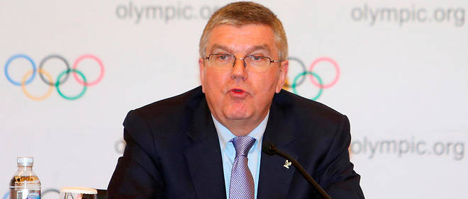 Thomas Bach ne veut pas decourager Paris et Los Angeles.