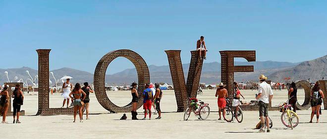 Jouissif. Emily Witt a expérimenté et étudié les pratiques sexuelles des Américains, comme celles adoptées au festival Burning Man.