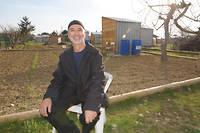 Boukhchacha est le responsable desjardins familiaux de Loriol-sur-Drôme ©Le Point