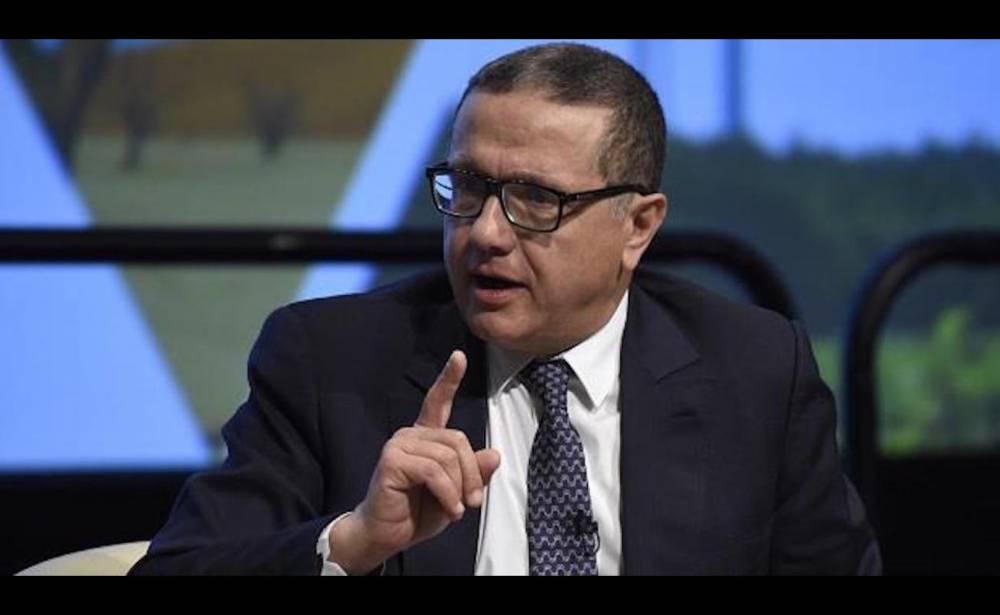 Mohammed Boussaïd, le ministre marocain de l'Economie et des Finances était à Baden-Baden au G20 le 18 mars 2017. ©  DR