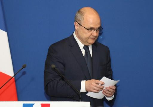 Bruno Le Roux à Bobigny, près de Paris, le 21 mars 2017 © Jacques DEMARTHON AFP