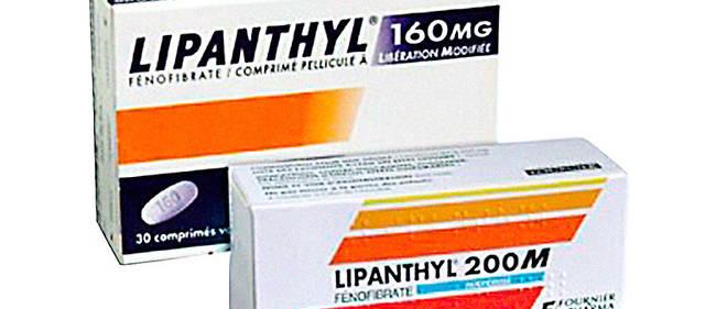 """Lipanthyl, Lipanor et Befizal figurent sur la liste noire des médicaments à éviter de la revue """"Prescrire""""."""