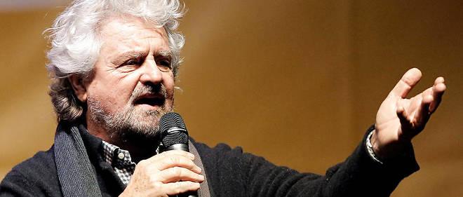 Au sein de son mouvement, le M5S, Beppe Grillo applique une rigueur à géométrie variable.