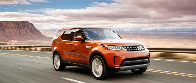 Land Aux SuvAutomobile Leçon Assénée DiscoveryLa Rover 7vbgY6yf