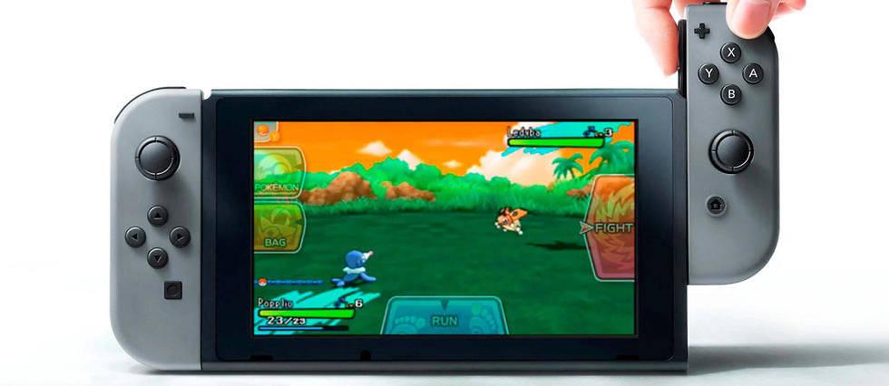 Pokémon pourrait arriver sur Switch.