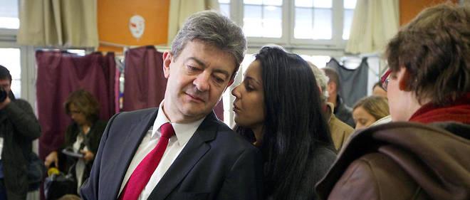 La directrice de la communication de campagne de Jean-Luc Mélenchon, SophiaChikirou, assure qu'elle a été malmenée par le rédacteur en chef de TF1, Christophe Jakubyszyn.