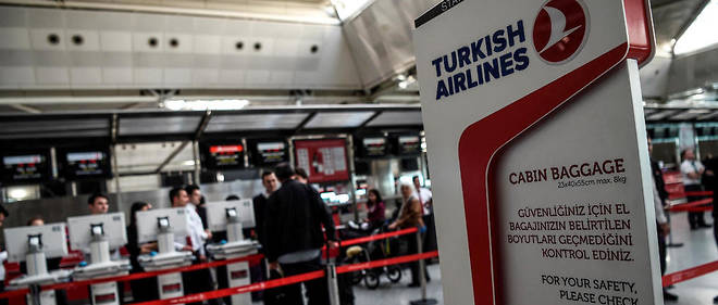 Turkish Airlines fait partie des compagnies visées par la mesure américaine.