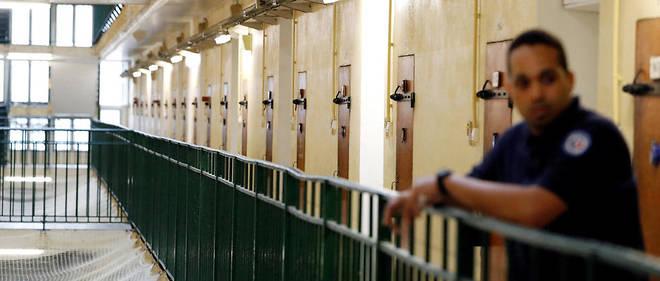 La prison de Fresnes (ici en photo) propose des condtions de détention particulièrement déplorables.