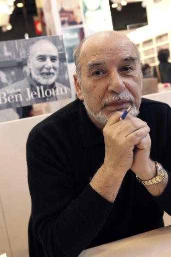 L'écrivain marocain Tahar Ben Jelloun à Paris, le 30 mars 2010 © ETIENNE DE MALGLAIVE AFP/Archives