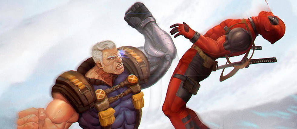 Cable et Deadpool.