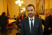 Pierre, chef d'entreprise roannais, nouveau membre du Rotary Club.