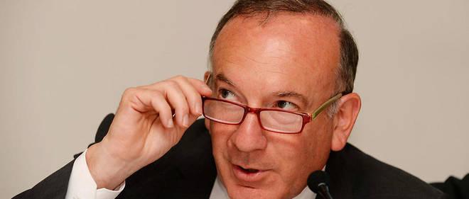 Le président du Medef, Pierre Gattaz.