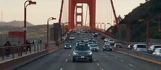 Volvo Uber San Francisco.