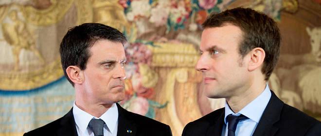 Manuel Valls a annoncé mercredi qu'il voterait pour Emmanuel Macron à la présidentielle.