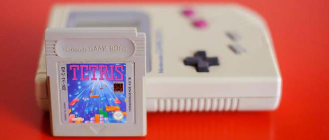"""""""Tetris"""", l'un des jeux les plus connus du monde."""