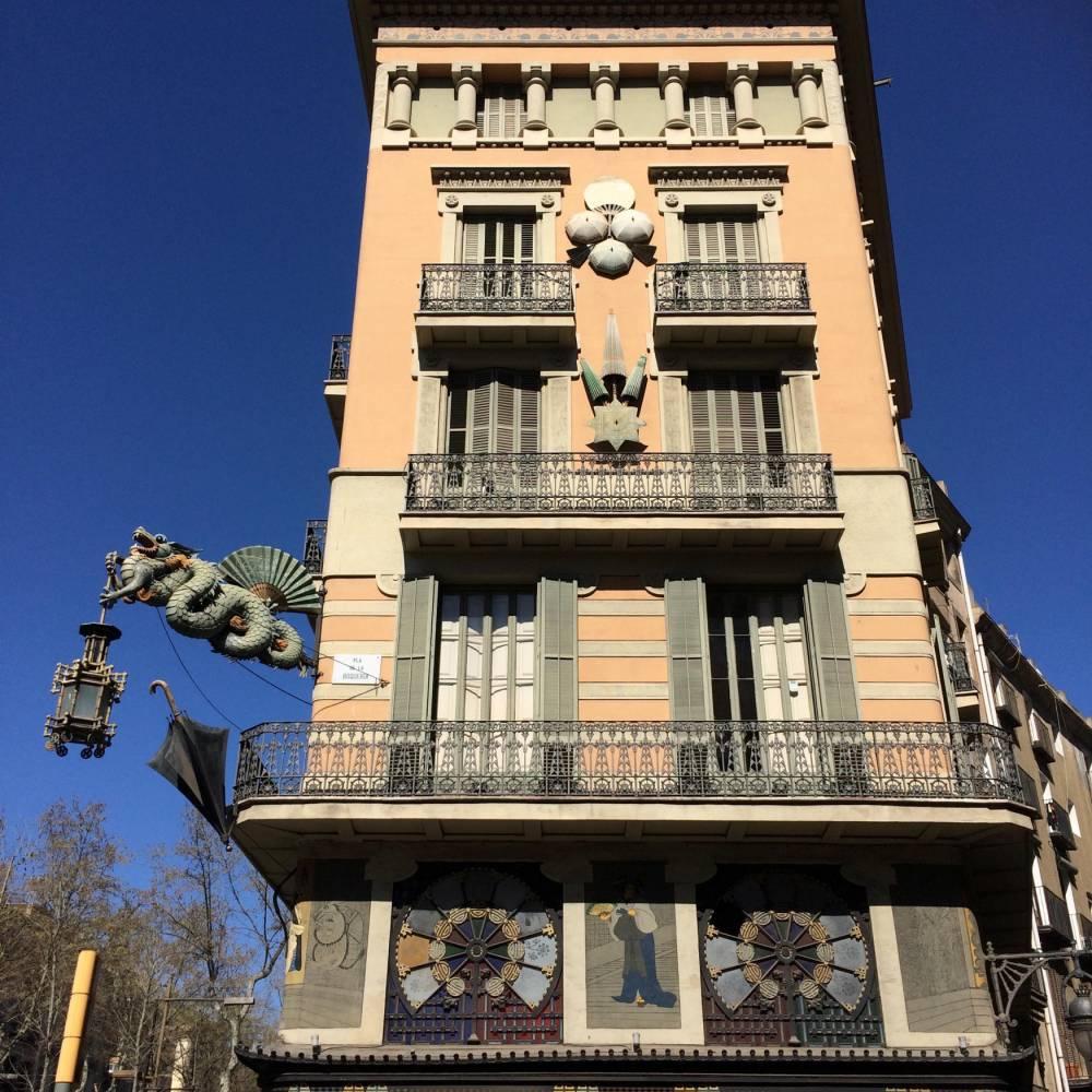 Barcelone © bh dr