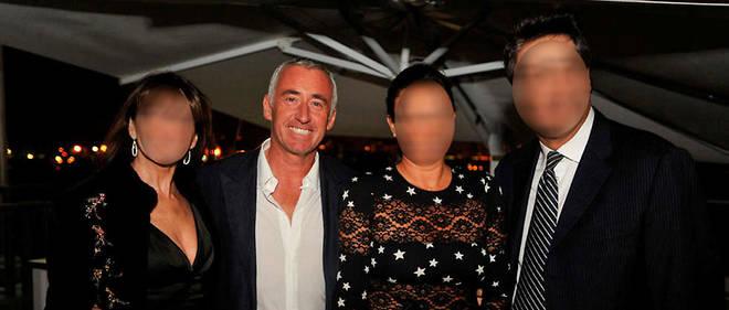 Éric Arnoux, un Français de 51 ans, aurait 200 millions d'euros de dette.