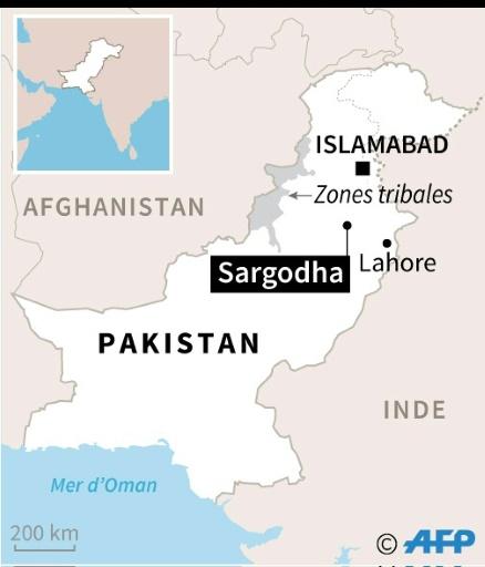 20 personnes assassinées dans un sanctuaire soufi © AFP   AFP