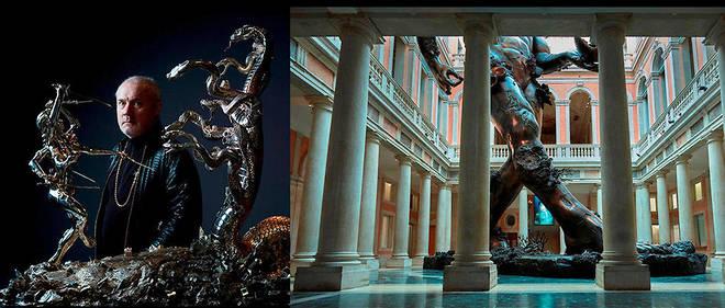 Venise   le phénix Damien Hirst renaît de ses cendres en géant - Le ... 53ca45027ac