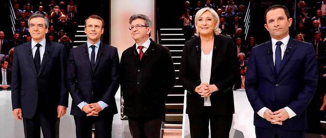 Neuf électeurs de Marine Le Pen sur dix (89%) et 79% de ceux de François Fillon se disent sûrs de leur choix.