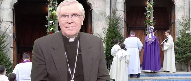 Monseigneur di Falco est une figure médiatique majeure de l'épiscopat français