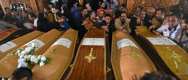 Attentats contre les Coptes : la colère des musulmans d'Égypte - Le Point