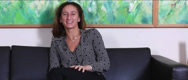 Ariane Khaida, directrice générale de la maison de Duclot.