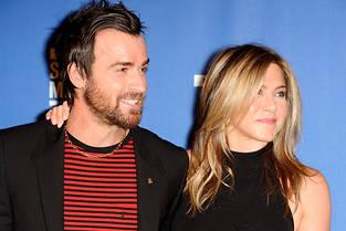 Jennifer Aniston et Justin Theroux à l'avant-première de la saison 3 de The Leftovers à Paris, dans le cadre du festival Séries Mania. ©CITIZENSIDE/marjorie barbet