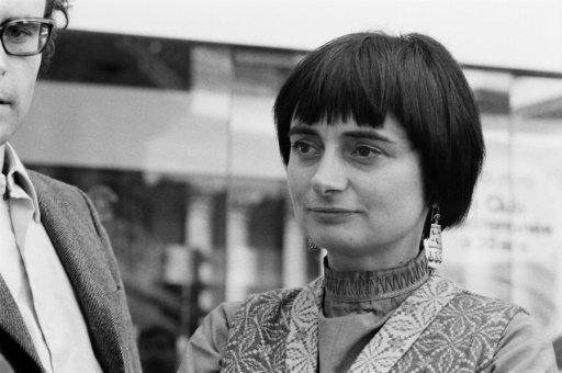 La réalisatrice française Agnès Varda le 16 avril 1970 ©  AFP