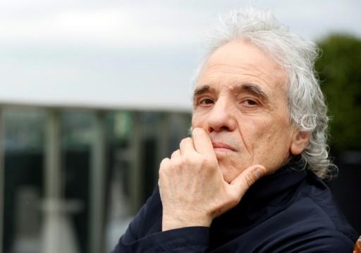 Le réalisateur américain Abel Ferrara, le 13 juin 2016 à Paris © FRANCOIS GUILLOT AFP/Archives