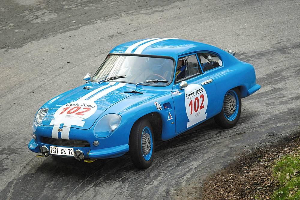 Panhard HBR5 (1954) ©  DR