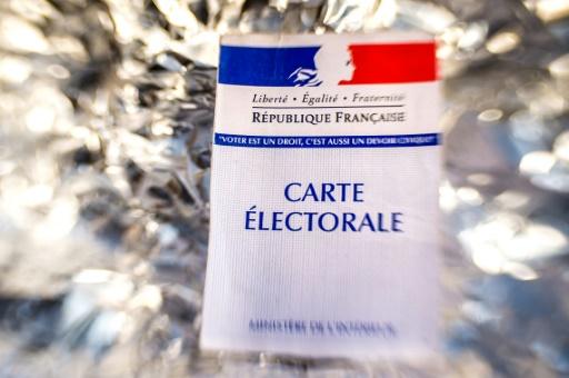Près de 47 millions d'électeurs sont appelés à voter au premier tour le 23 avril, puis au second tour le 7 mai, pour élire le nouveau président de la République © PHILIPPE HUGUEN AFP/Archives